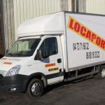 camion utilitaire 20m3 - Location Issoire
