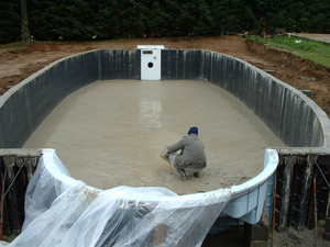 Piscine et clot res for Amenagement terrasse piscine exterieure