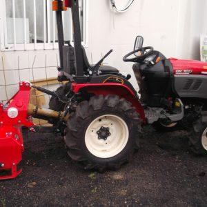 mini tracteur – espace vert – 20cv