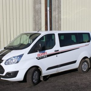 mini bus – transport – 9 places – ford