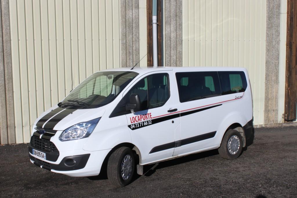 Location minibus issoire